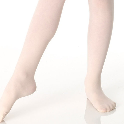Capezio Pink Footed Tight