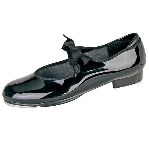 Girls BLOCH Black Dance Now Student Tap Shoe