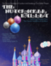 Nutcracker Poster Program Cover 2019 PRI