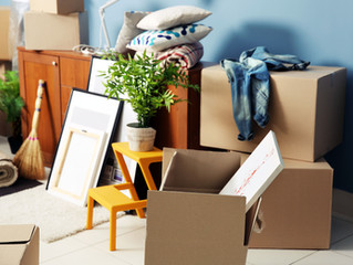 Five Organizing Tips to Prep your Home for Sale