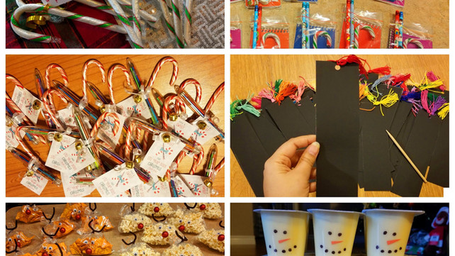 Christmas Gifts for Classmates - DIY Creative, Cute, Affordable Ideas