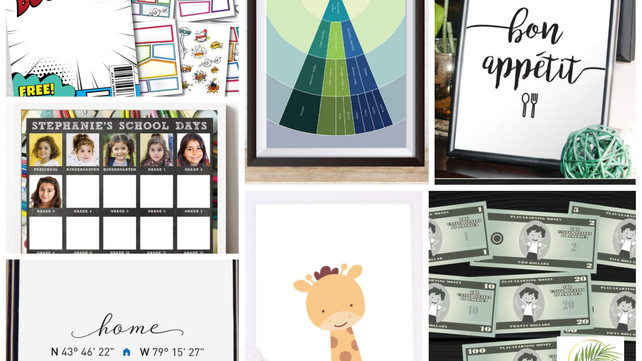 Last Minute Christmas Gift Idea - DIY, Easy, Cute, Creative, Meaningful and Thoughtful - PRINTABLES!