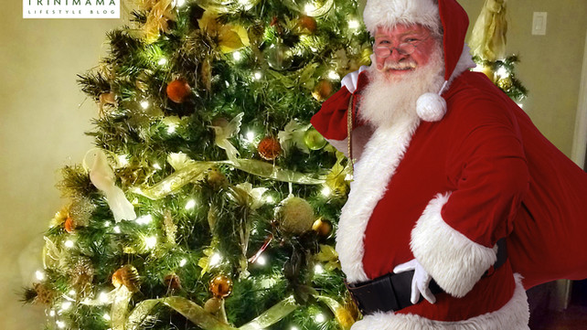 Proof Of Santa! Catch A Picture of Santa Claus In Your Own Home! Sneak A Peek Customized Printable