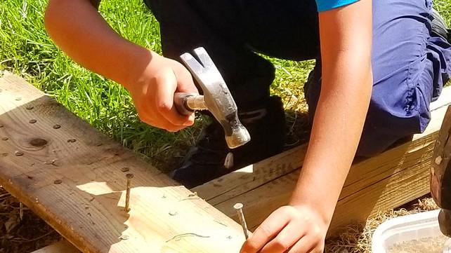 Balance Is Key - Teaching Kids Essential Life Skills - Woodworking