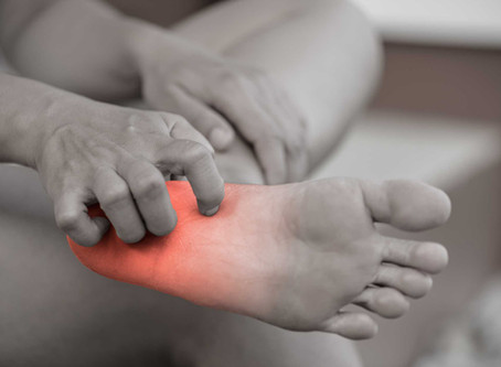 Is my podiatry problem urgent? Advice for patients during Covid-19