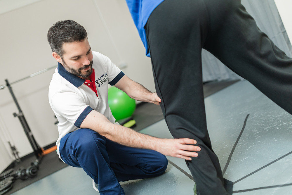 Plantar fasciitis assessment in congleton,