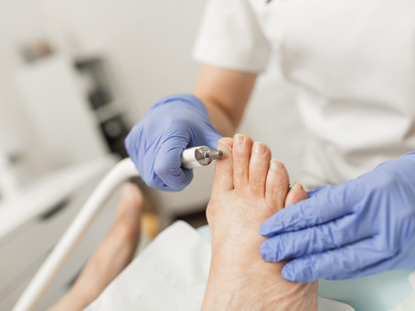Chiropody or Podiatry?