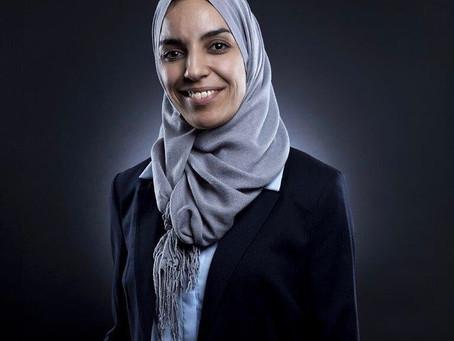 FEL-le vrouw: Laila Ait Baali