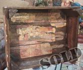 Rustic Crate - Vintage Comic