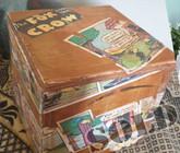 Timber Box - Vintage Comic