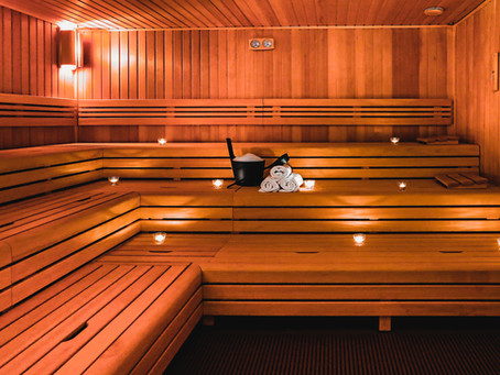 Finská sauna a její účinky na zdraví. Chrání nejen před nachlazením