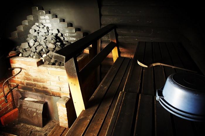 Historická sauna