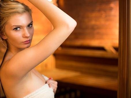Zdravější a silnější po třicítce? Pomůže sauna a růstový hormon