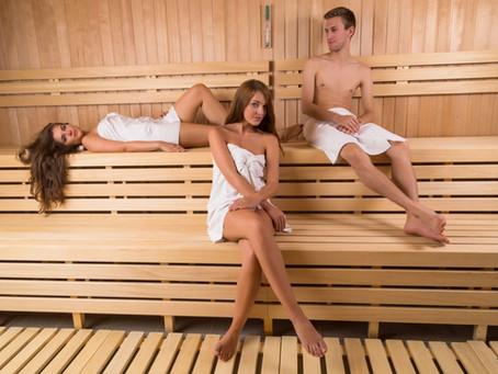 Kdy chodit do sauny? Ráno, nebo večer? V zimě, či v létě?
