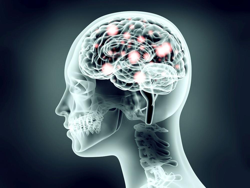 Grafické znázornění mozkové aktivity