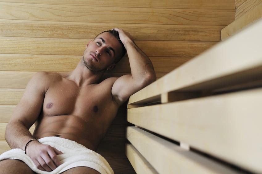 Sauna a sport
