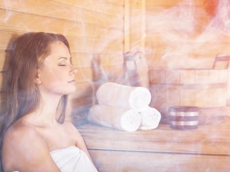 Má saunování vliv na léčbu astmatu?