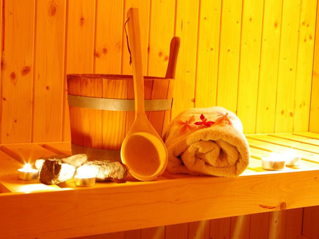 Teplota v sauně: jaká je ta optimální?