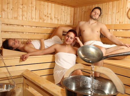 Jak probíhá saunový ceremoniál? Prozradíme v reportáži!