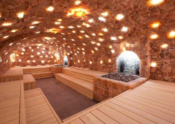 FOTO: Sauna v Den Bosh v Holandsku