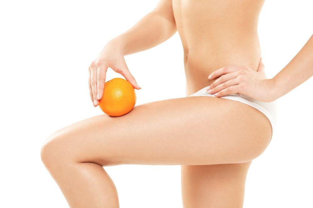 FOTO: S pomerančovou kůži neboli celulitidou pomůže sauna