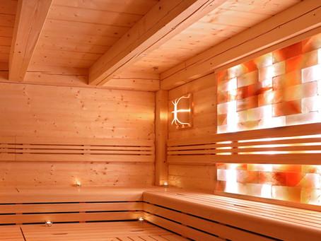 Solná sauna nad zlato: Prospívá pleti i dýchacím cestám