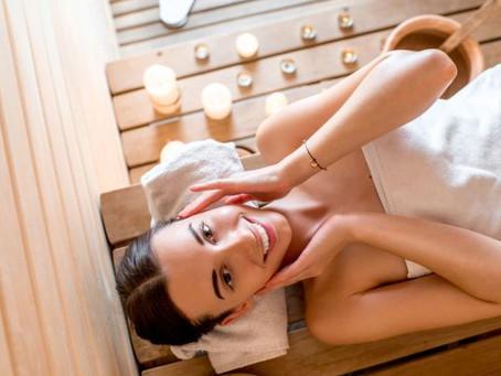 Sauna a zdraví: Získejte krásnější pleť, radí vizážistka
