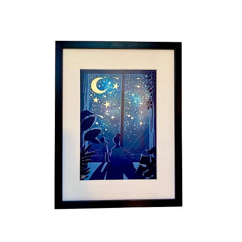 Starry Night Print (Digital Downloads)