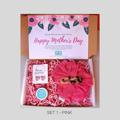 Mother's Day Gift Box - Set 1