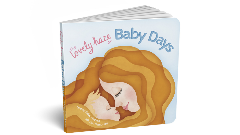 Mom of 4 publishes new picture book to remind Moms they are not alone