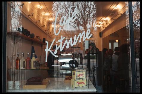 Paris the Series: Food - Cafes & Pastries