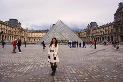 Paris the Series: Musee du Louvre