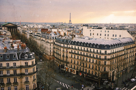 Paris the Series: Bars & Rooftops