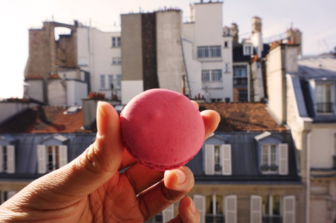 Paris the Series: Les Macarons