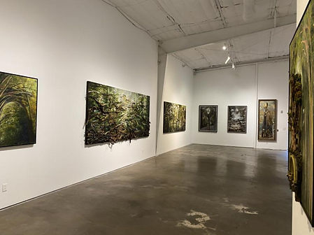 20 in 2020 - Part 3: Houston Foundations at Deborah Colton Gallery