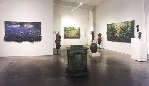 Installation shot by Deborah Colton Gallery