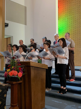 Eden Church Choir