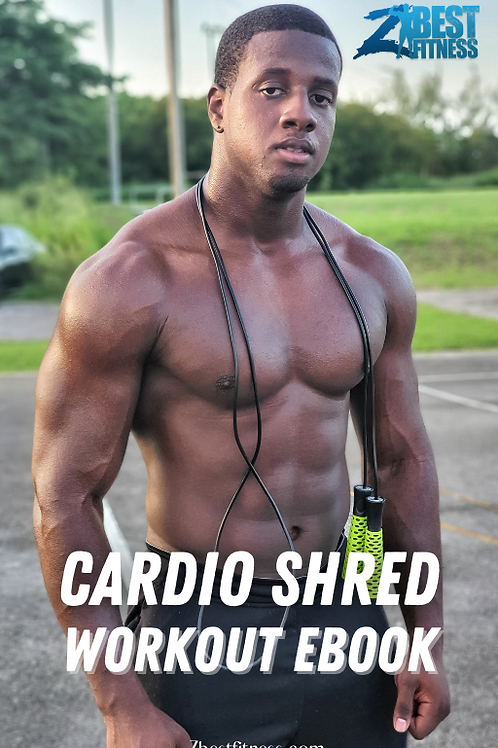 Cardio Shred Ebook