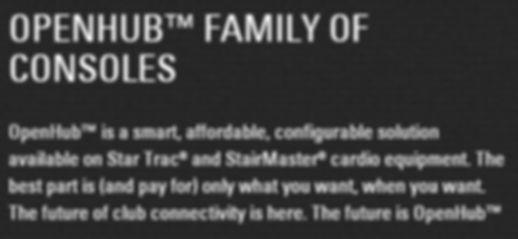 startrac open hub description