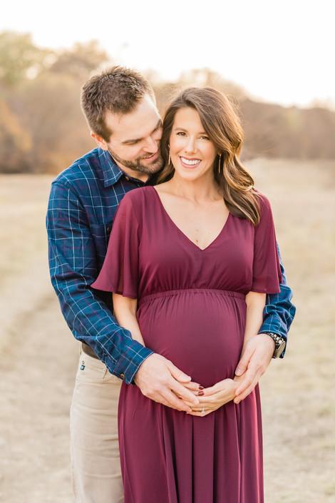 Plano Maternity Session