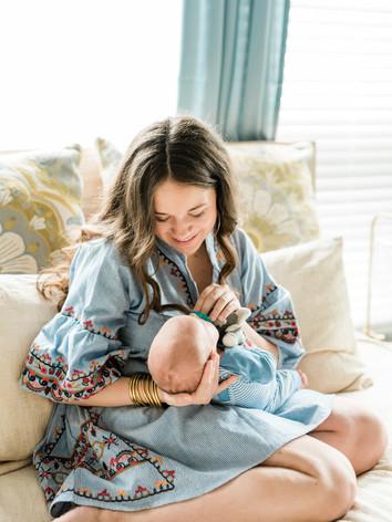Dallas Newborn Session