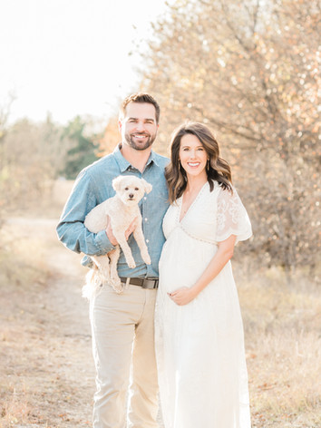 Plano Maternity Session