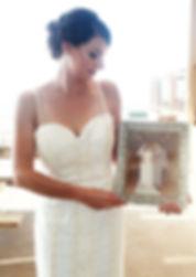 bridal gown re design
