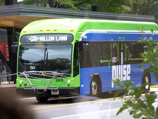 The GRTC Pulse Bus is Here!