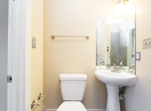 New, Higher Velocity Flush Toilets Installed