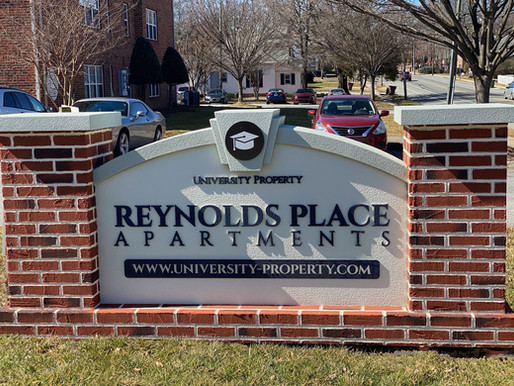 Security System Installed at Reynolds Place Apartments