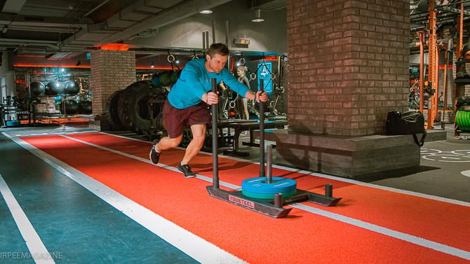 Фитнес-директор Crocus Fitness Виталий Вознюк: мотивация - главное в фитнесе