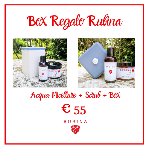Box Regalo Rubina