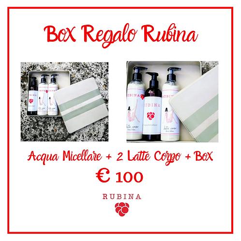 Box Regalo Rubina