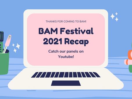 Bam Festival 2021: A Recap